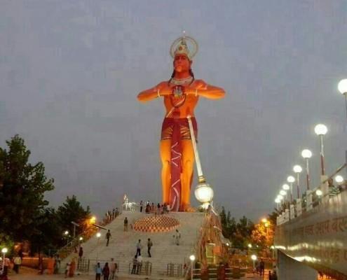 Hanumanji Shahjanpur
